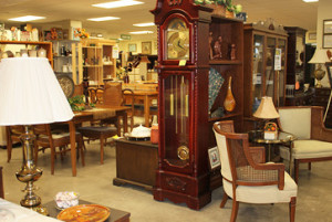 Home Treasures Thrift Shop